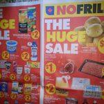 Ontario Flyer Sneak Peeks: Freshco, No Frills, and Food Basics October 29th – November 4th