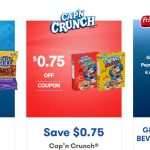 Tasty Rewards Canada: New Printable Coupons Available! | Canadian Freebies, Coupons, Deals, Bargains, Flyers, Contests Canada