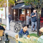 Toronto neighbourhood giving away free blankets to diners on outdoor patios