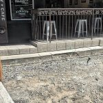 Toronto neighbourhood unable to reopen patios because of brutal street construction