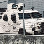 Conspiracy theorists freak out over UN vehicles in Toronto but the explanation is hilarious