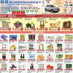 88 Supermarket BC Flyer Jun 10