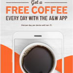 A&W Canada Promotions: Get FREE Coffee! | Canadian Freebies, Coupons, Deals, Bargains, Flyers, Contests Canada