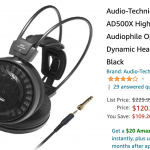 Amazon Canada Deals: Save 48% on Open-Air Dynamic Headphones + 38% on Electric Kettle + eGift Cards + More Offers | Canadian Freebies, Coupons, Deals, Bargains, Flyers, Contests Canada