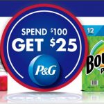 Costca Canada: Get A $25 Gift Card When You Spend $100 On P&G Products   Canadian Freebies, Coupons, Deals, Bargains, Flyers, Contests Canada
