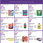 Costco Canada More Savings Weekly Coupons/Flyers for: Quebec, until January 31 | Canadian Freebies, Coupons, Deals, Bargains, Flyers, Contests Canada
