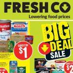 Freshco Ontario Flyer Deals October 15th – 21st