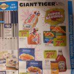 Giant Tiger Canada Flyer Sneak Peek January 6th – 12th