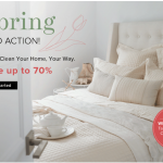 Linen Chest Canada Spring Into Action Sale: Save up to 70% Off + More Offers | Canadian Freebies, Coupons, Deals, Bargains, Flyers, Contests Canada