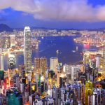 US cities to Hong Kong from only $524 roundtrip
