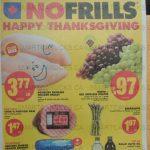 No Frills Ontario Flyer Deals & PC Optimum Offers October 1st – 7th