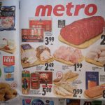 Ontario Flyer Sneaks: Metro & Sobey's October 29th – November 4th