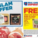 Real Canadian Superstore Ontario Flyer Deals December 31st – January 6th