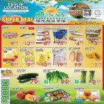 Sunny Supermarket Leslie Flyer May 28