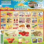 Sunny Foodmart Markham Flyer May 7