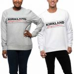 It's here! Kirkland Signature logo sweatshirt $24.99 (Sold out in the USA)