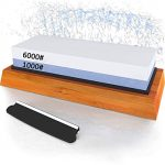Whetstone Knife Sharpening Stone kit