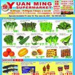 Yuan Ming Supermarket Flyer | Jun 18
